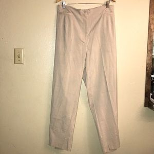 Avenue,casual stretch khaki pants.size 28 average.